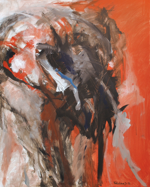 8. motiv, 100 x 80 cm, acryl/leinen
