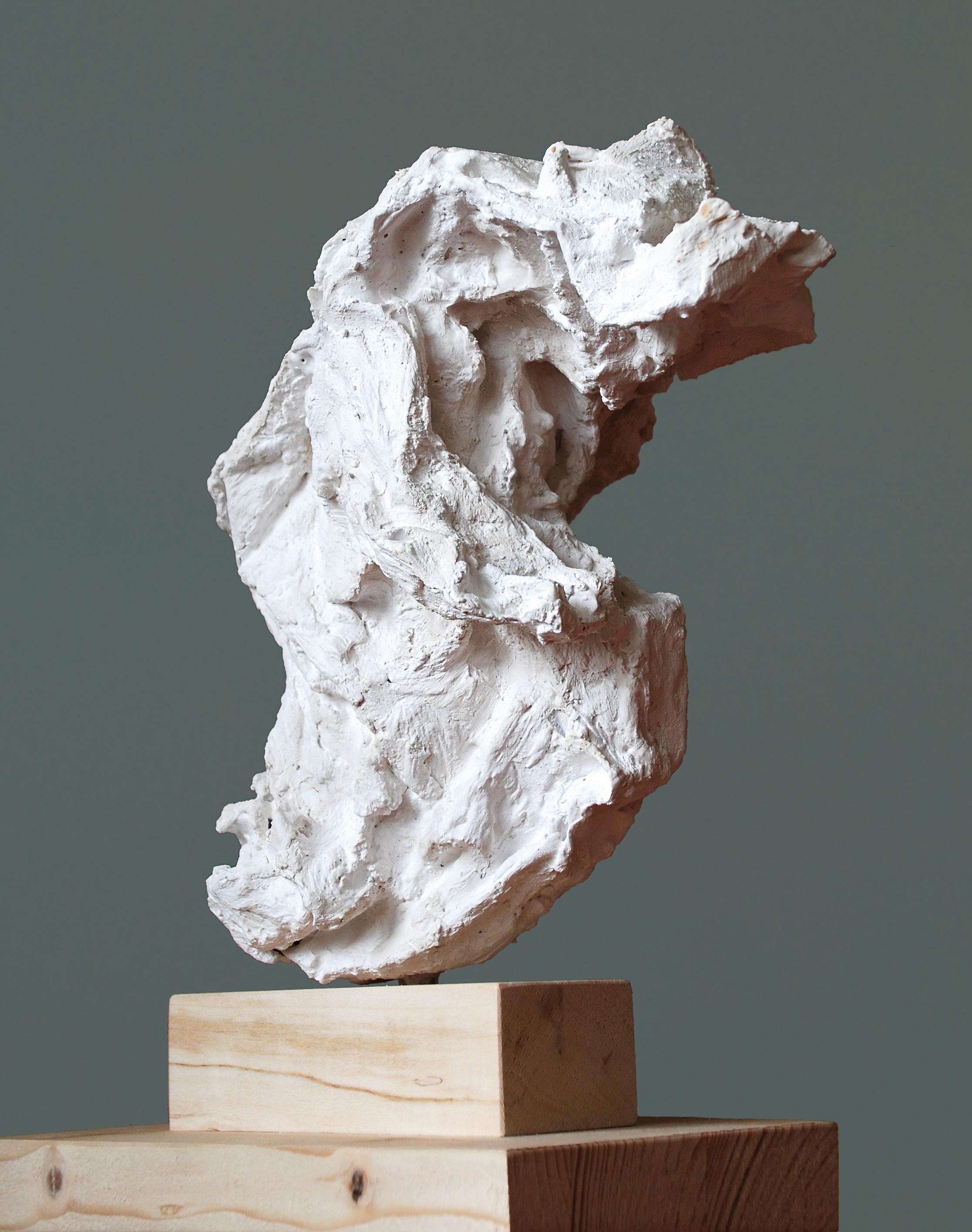 11. motiv, höhe 26 cm, gips