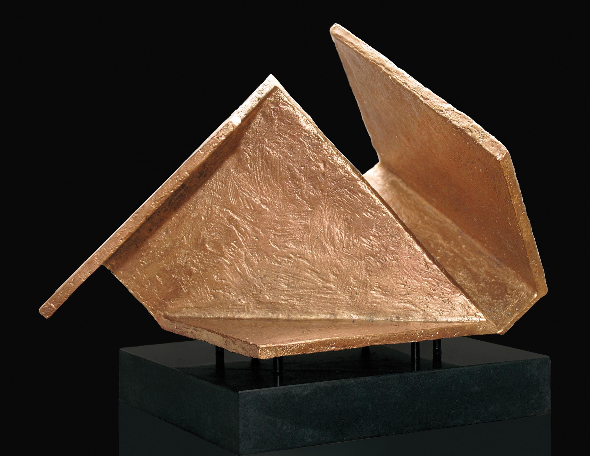 13. motiv, länge 27 cm, bronze