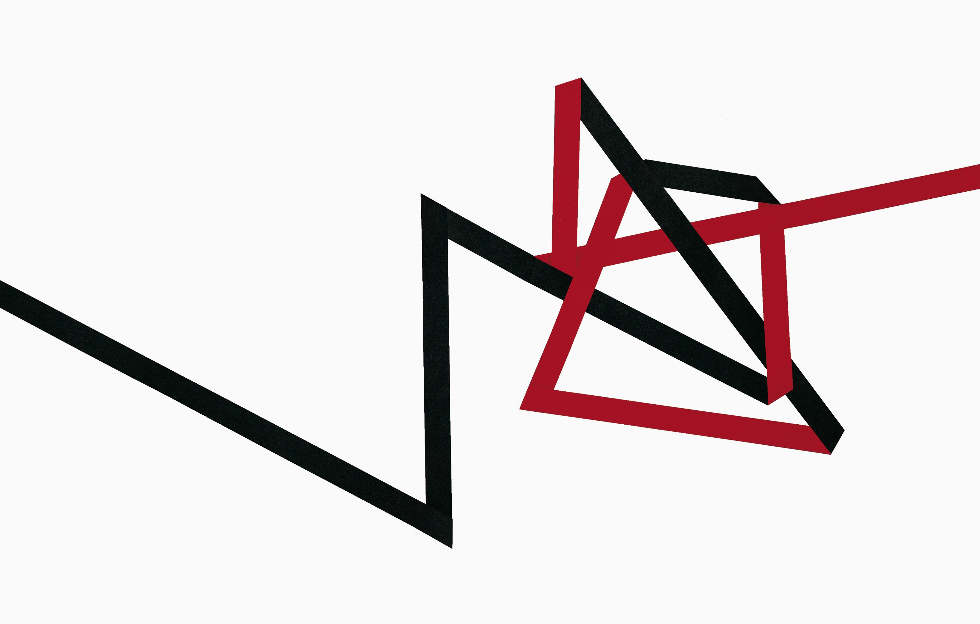 4. motiv, 60 x 80 cm, papierband, 2bg., gefaltet